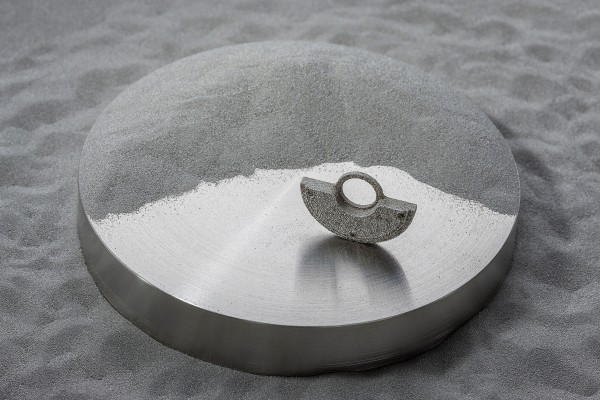Heraeus doubles its portfolio of high-tech metals for new industrial applications in additive manufacturing (Quelle: Heraeus)