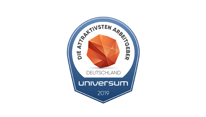 Universum Badge