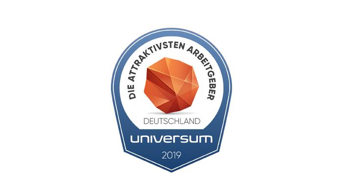 Universum Prof Badge