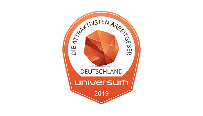 Universum Prof Badge