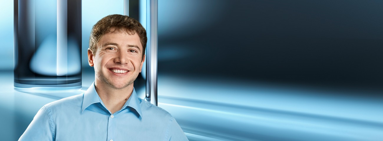 Alexander Rudl, Process Engineer, about his work at Heraeus