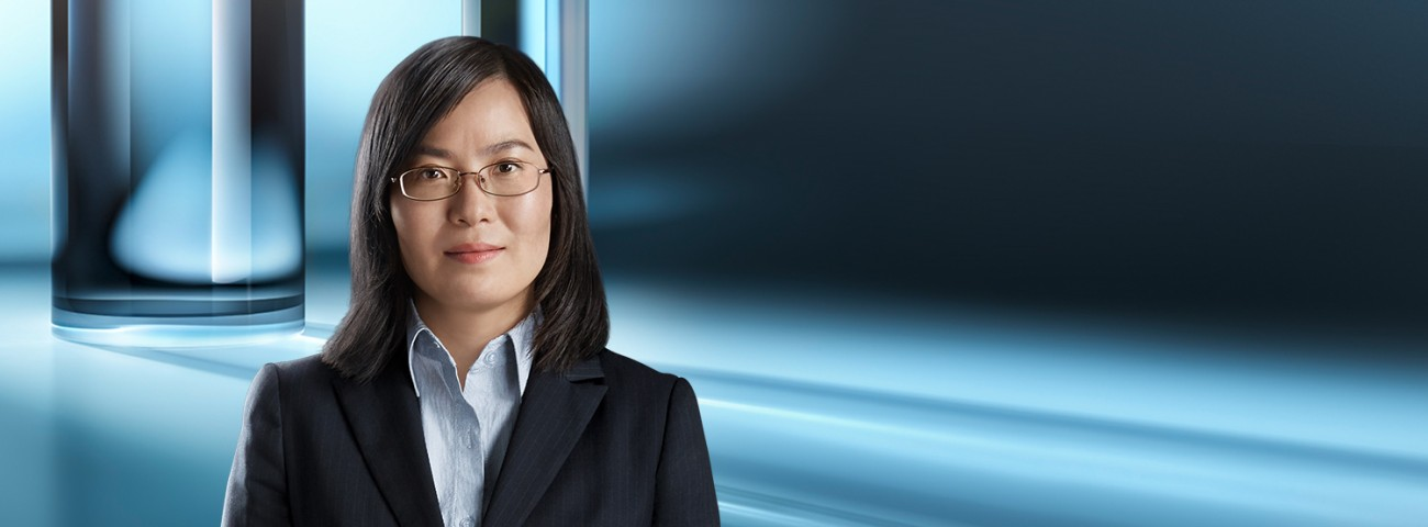 Edith Chen, General Councel, about her work at Heraeus