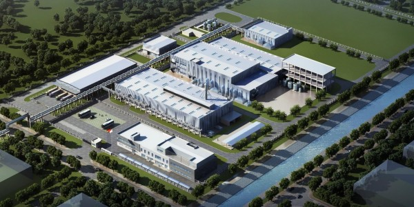 New Precious Metal Factory in Nanjing, China