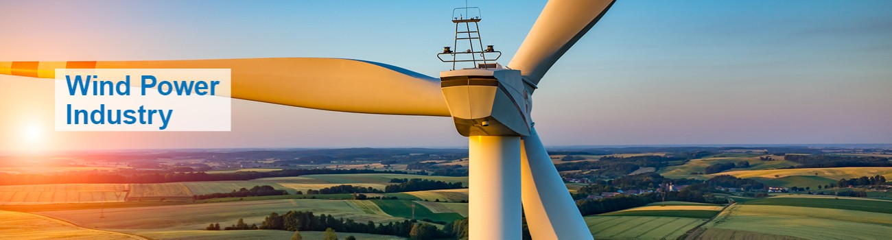 Heraeus Wind Power Industry