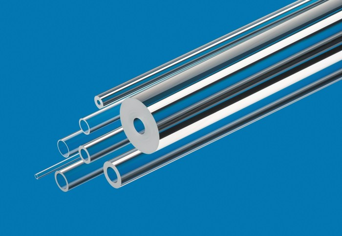 Tubes for Specialty Fiber Production