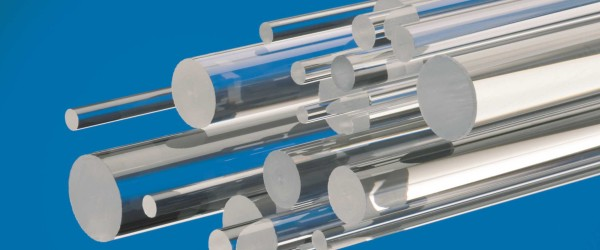 Fused Silica Rods