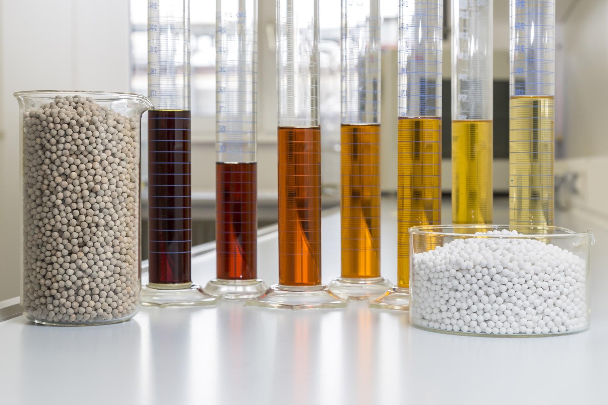Heraeus Chemicals  Catalyst Products