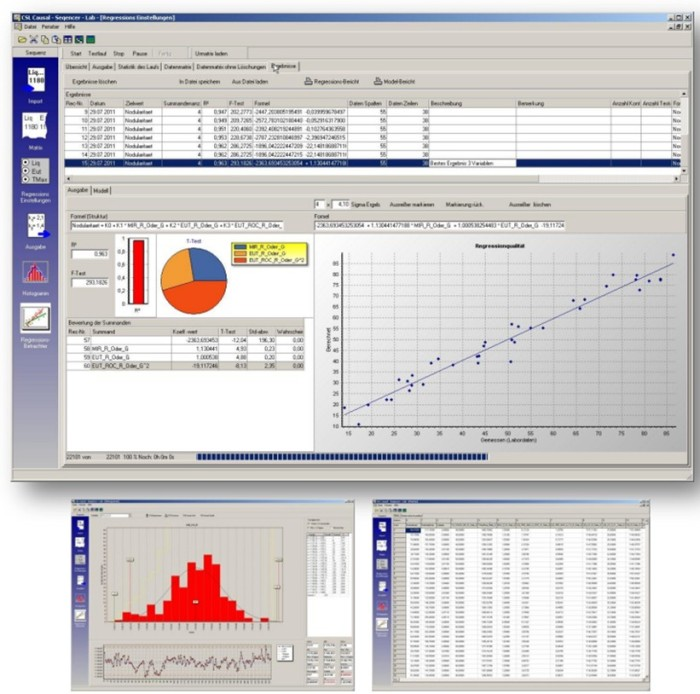 Regression Analysis software