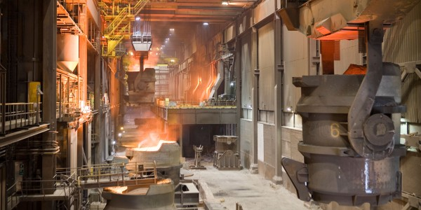 Steel Plant Overview
