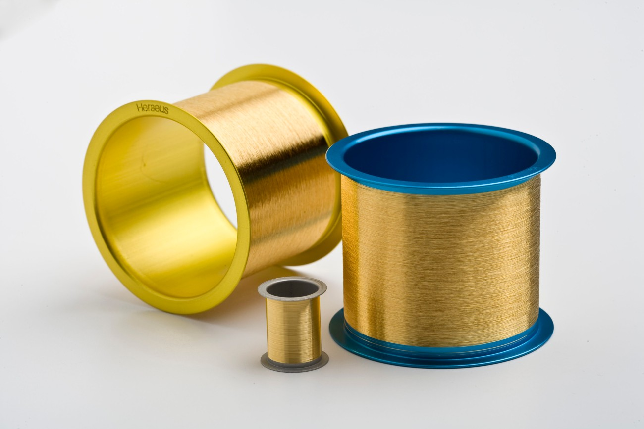 Gold Bonding Wire