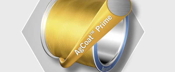 Gold-Coated Silver Bonding Wire