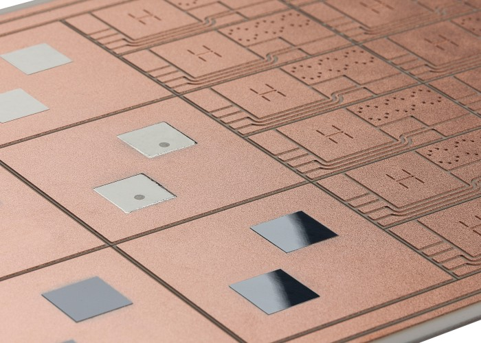 DCB+ substrates with pre-applied solder simplify the production process for power electronics
