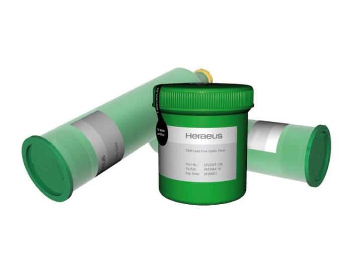 Heraeus Electronics Solder paste for SMT applications