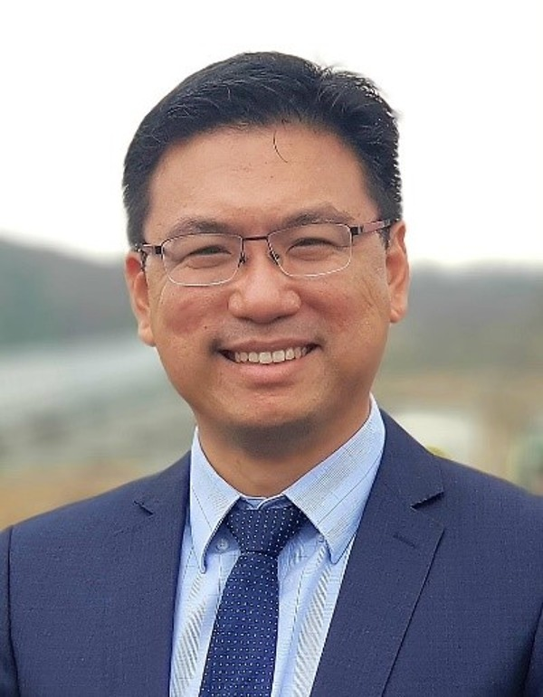 Dennis Ang, Global Product Manager Sinter Products