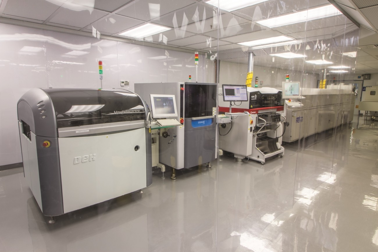 Surface Mount Technology Customer Lab