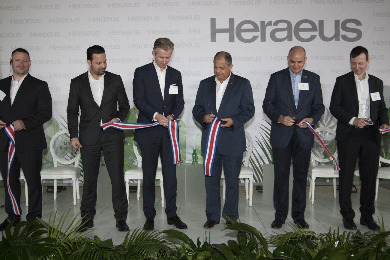 Heraeus in Costa Rica