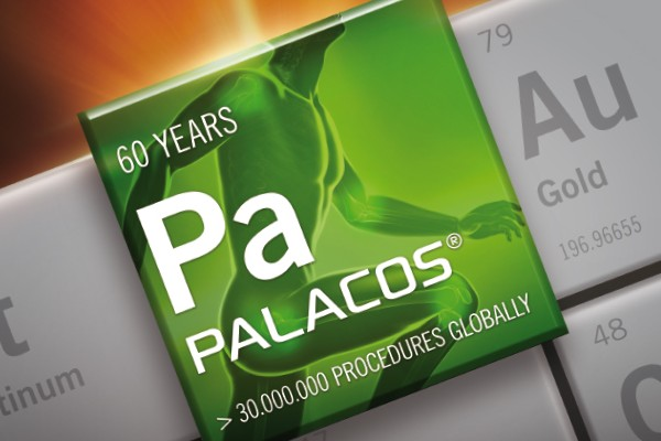 PALACOS - Bone cement for elective arthroplasty