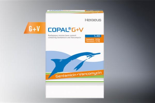 COPAL G+V - Effective especially against MRSA/MRSE