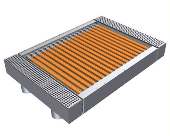 ICM Modular Infrared Heaters