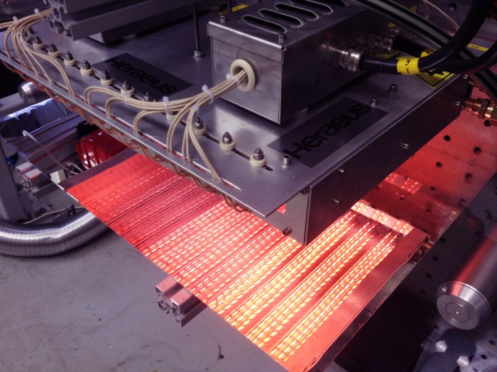 Infrared for Printed Electronics Applications