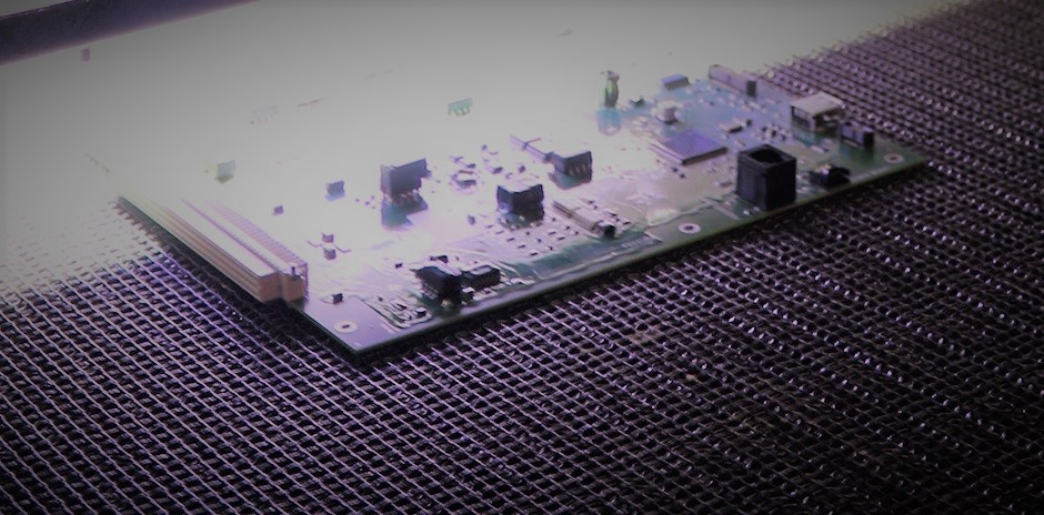 PCB UV Flood Curing