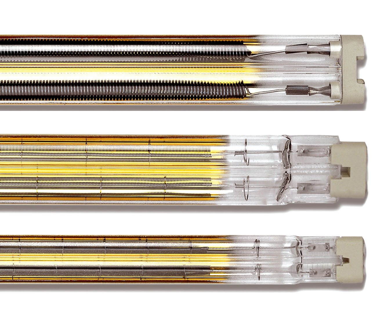 Golden 8 Twin Tube Infrared Emitters