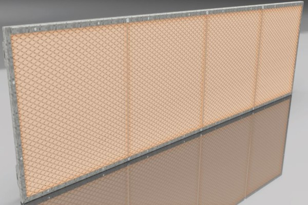 New Vulcan Catalytic® Gas Catalytic High Efficiency IR Panels