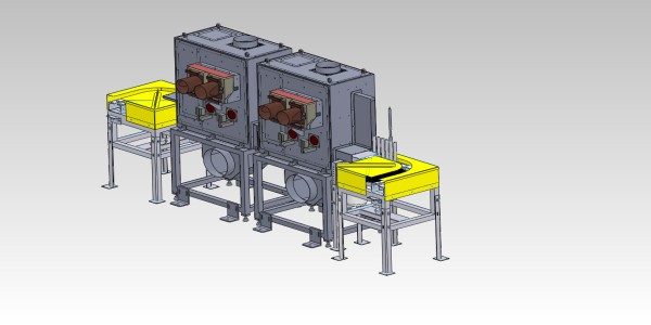 3D UV curing systems