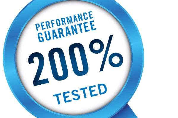 UV performance guarantee