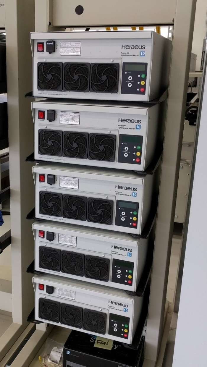 Power Supply Towers