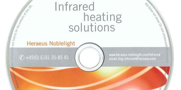 Technical CD on infrared heat