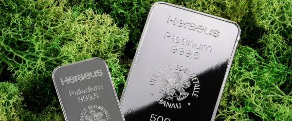 Current Heraeus Precious Metal Prices