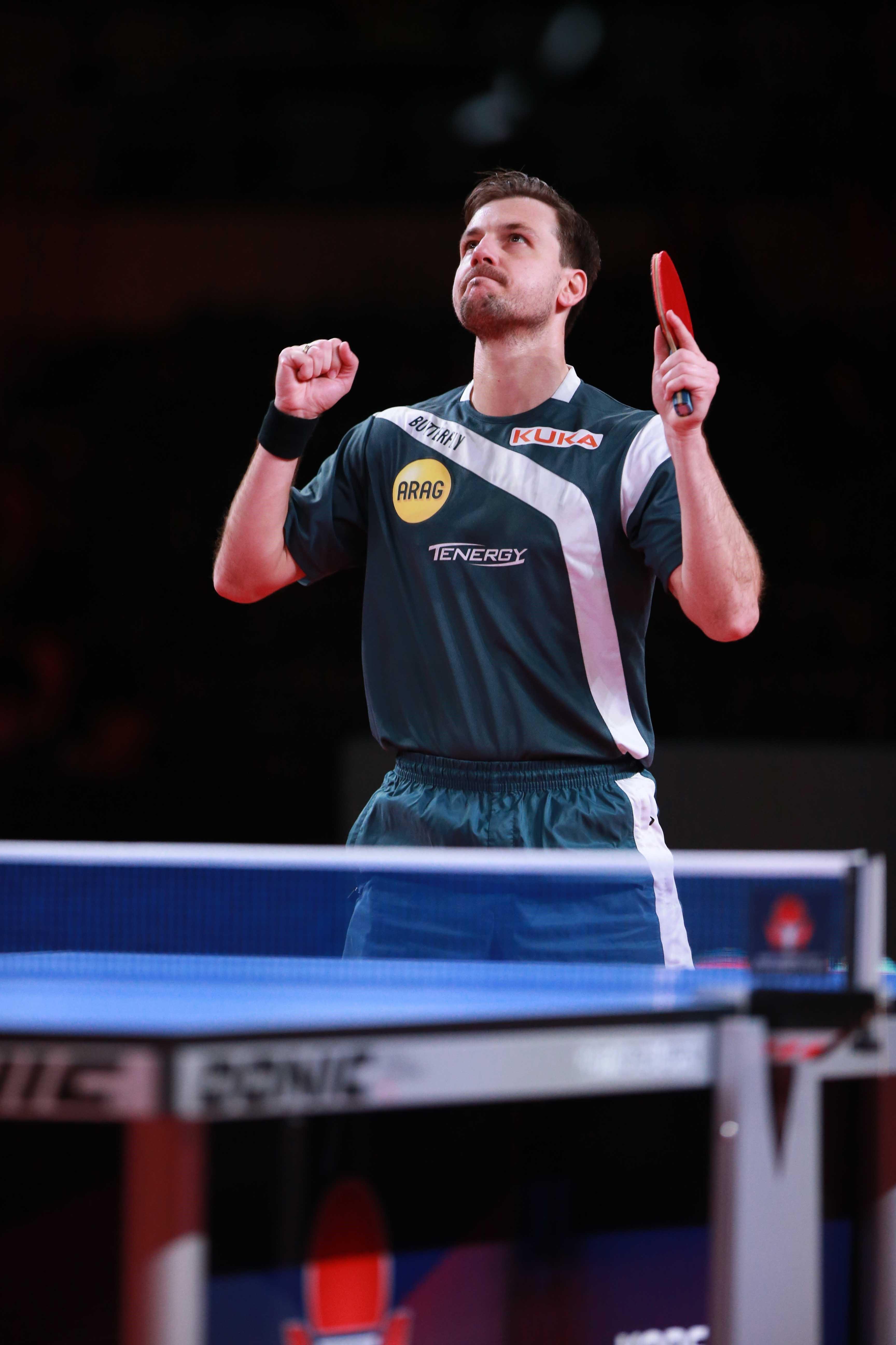 Tischtennis Timo Boll