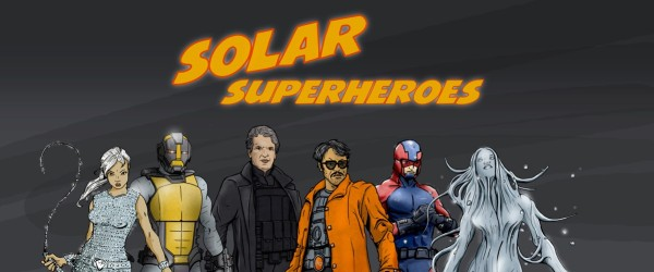 Heraeus in the PV magazine: the Solar Superheroes saga
