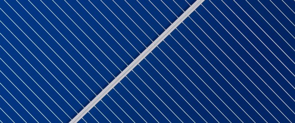 The innovative solar pv ribbon technology provides enhanced light reflections for higher module power.