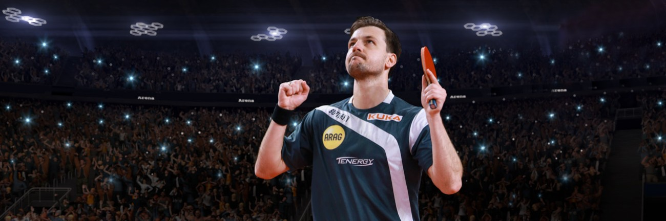 Meet Timo Boll, World Champion on Table Tennis, at SNEC 2019