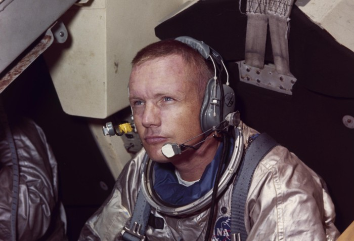 Neil Armstrong: Commander Cool